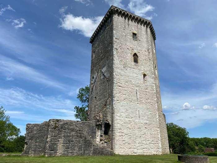 Journées du patrimoine 2020 - Visite guidée extérieure du château