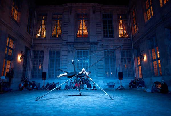 Nuit des musées 2019 -Nuit importante de la danse...