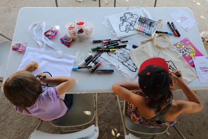 Journées du patrimoine 2019 - Ateliers créatifs pour jeune public