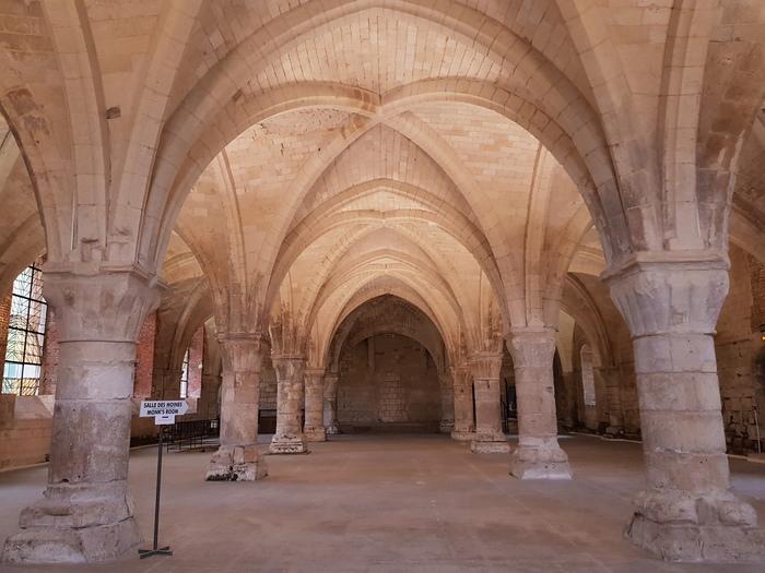 Journées du patrimoine 2020 - Visite libre de l'Abbaye de Vaucelles