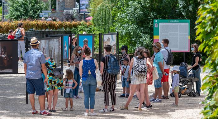Journées du patrimoine 2020 - Visite guidée découverte de la 17ème édition du Festival Photo La Gacilly
