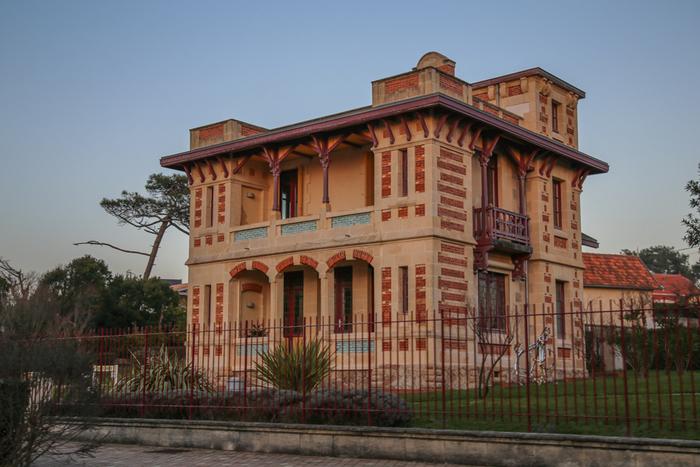 Journées du patrimoine 2019 - Découverte de la villa
