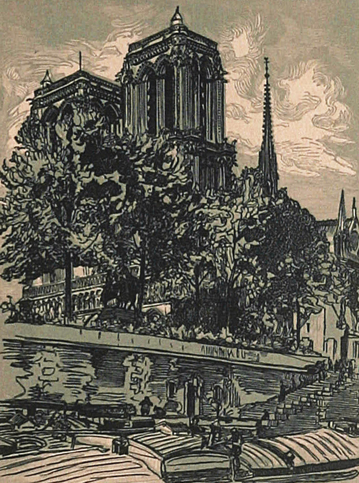 Comprendre Notre-Dame de Paris – De la cathédrale au monument
