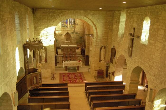Journées du patrimoine 2019 - Visites commentées de l'église de Prouilly