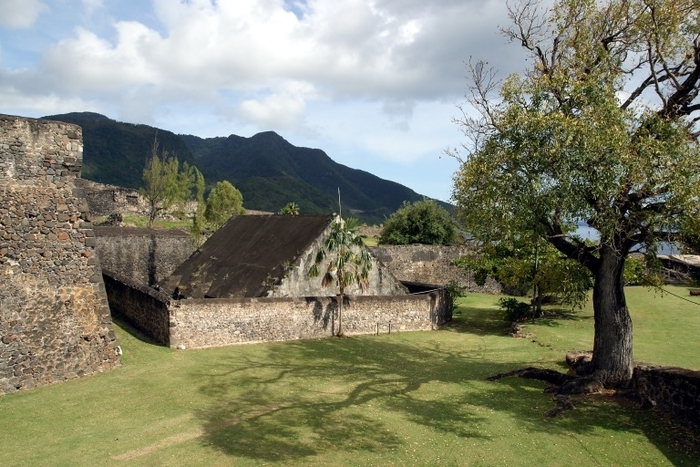 Journées du patrimoine 2019 - Visite-guidée par un guide-conférencier agréé - Fort Delgrès - (en partenariat avec le Conseil Départemental )