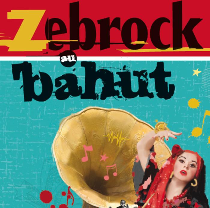 Journées du patrimoine 2019 - Zebrock, trente ans d'histoire musicale en Seine-Saint-Denis