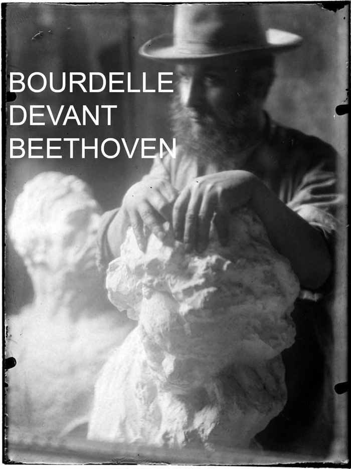 Journées du patrimoine 2020 - Accrochage - Bourdelle devant Beethoven