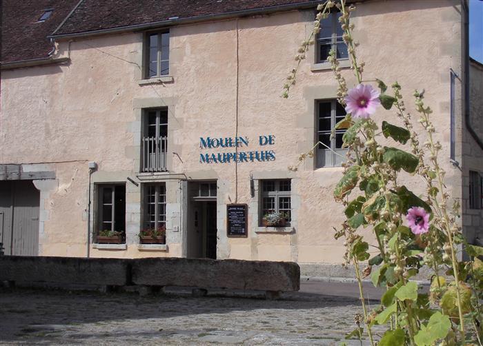 Journées du patrimoine 2020 - Le Moulin de Maupertuis