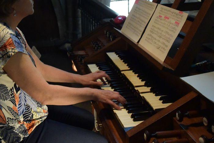 Journées du patrimoine 2020 - Concert d'orgue dans l'église Notre-Dame