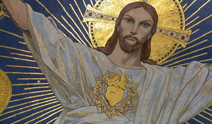 Messe au Sacré Coeur de Jésus