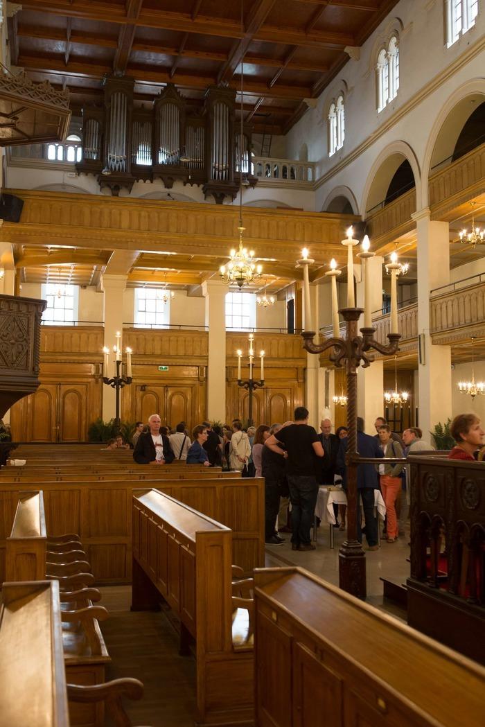 Journées du patrimoine 2019 - Visite guidée : découverte de la Synagogue consistoriale