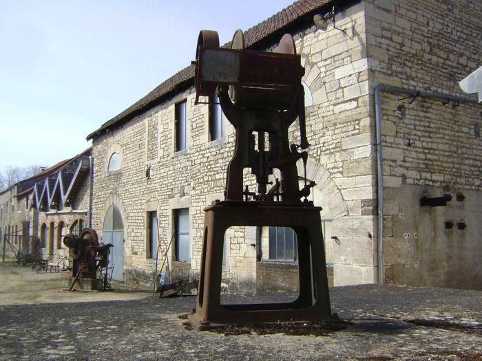 Journées du patrimoine 2019 - Visite guidée du musée des Forges