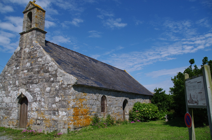 Journées du patrimoine 2020 - Visite libre de la Chapelle Saint-Jude