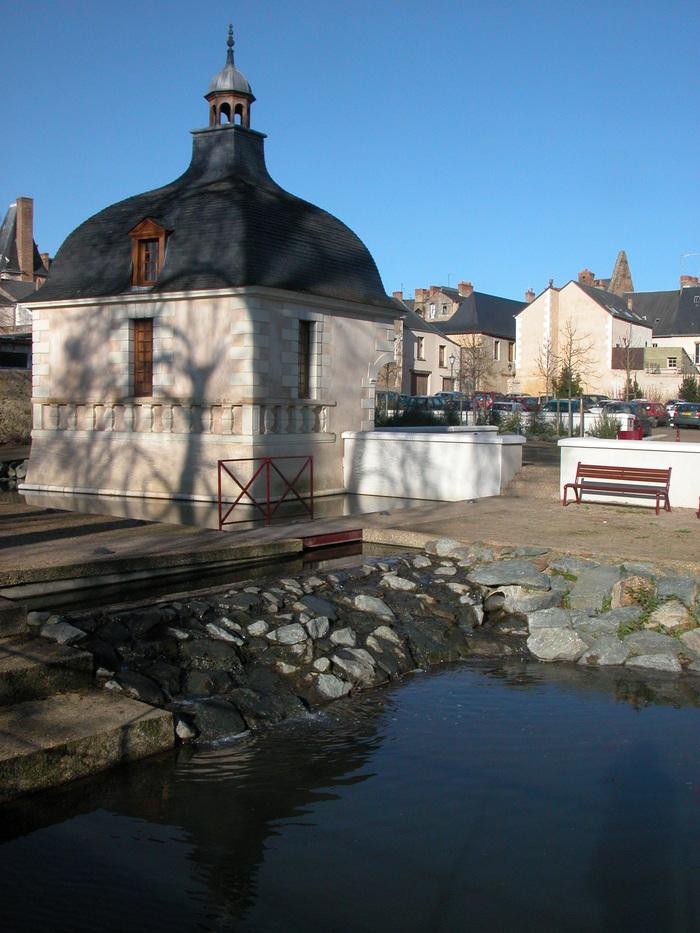 Journées du patrimoine 2019 - Visite du pavillon Fouquet de la Varenne
