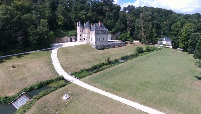 Journées du patrimoine 2019 - Jeu de piste en famille au Château de Pocé