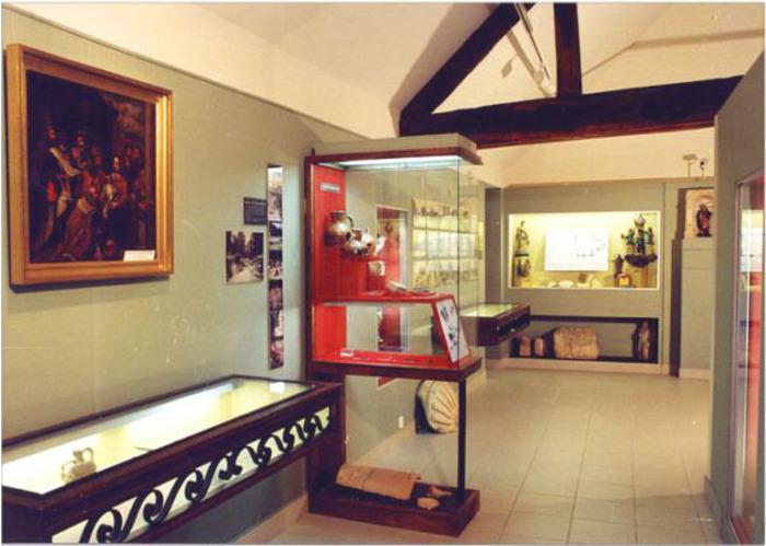 Journées du patrimoine 2019 - Visite du musée d'histoire de Liffol-le-Grand