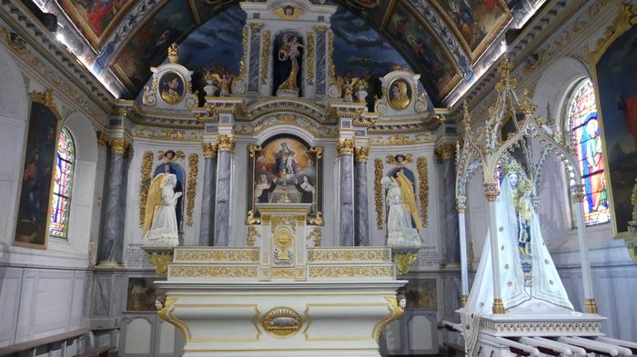 Journées du patrimoine 2020 - Visite guidée de la chapelle Notre-Dame de Carmès