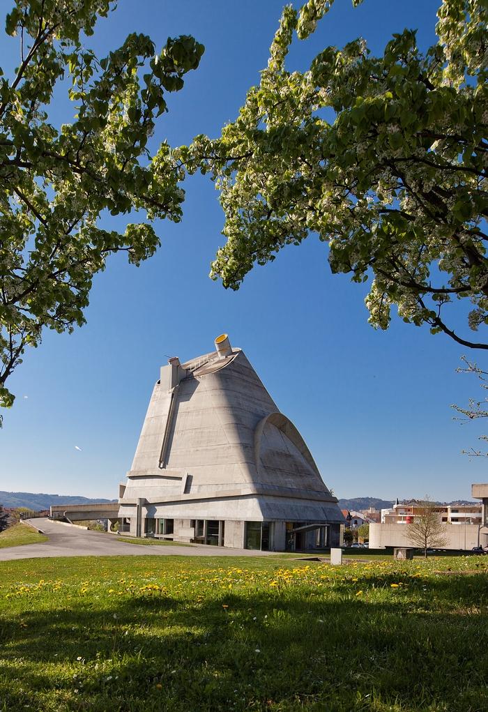Journées du patrimoine 2019 - Église Saint-Pierre de Firminy-Vert