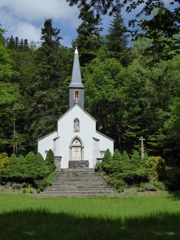 Journées du patrimoine 2019 - Visite de la Chapelle du Vieux Saint-Amé