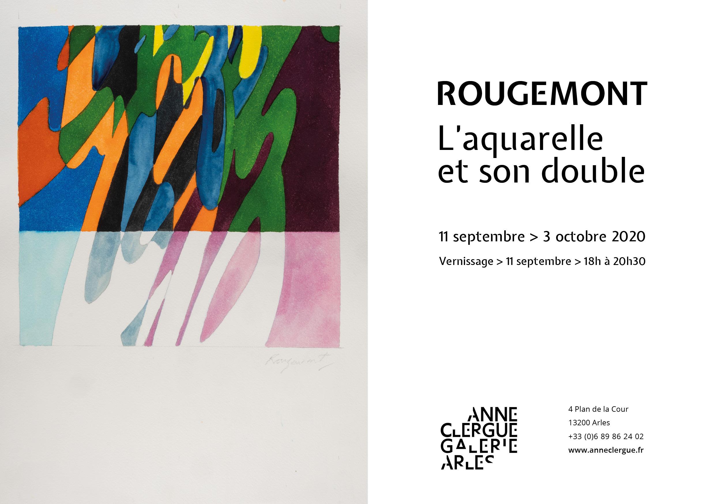 Exposition d'art contemporain: aquarelles, sculptures et toiles