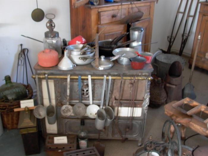 Journées du patrimoine 2019 - Visite de l'écomusée des Boutières