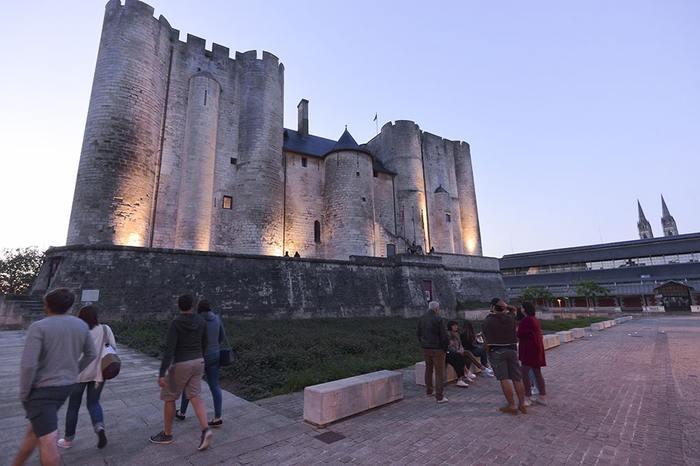 Nuit des musées 2019 -l'évolution architecturale du Donjon