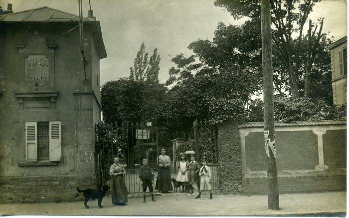 Journées du patrimoine 2019 - Autour du Clos Gallé