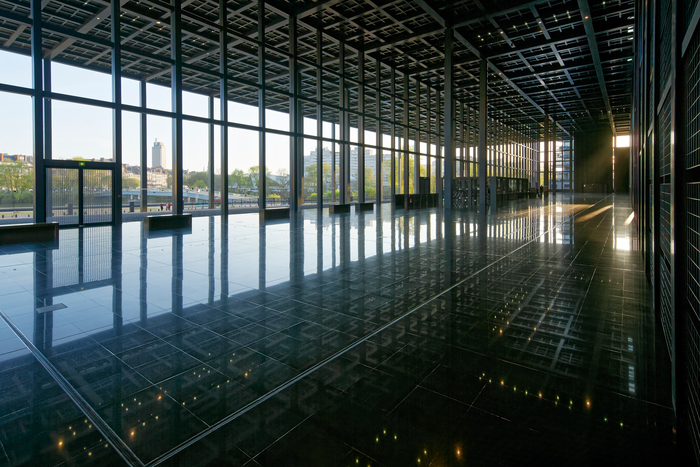 Journées du patrimoine 2019 - Visite du Palais de Justice de Nantes