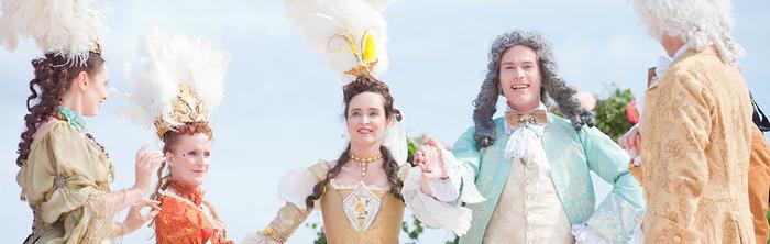 Journées du patrimoine 2019 - Initiation à la danse baroque