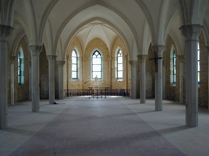 Journées du patrimoine 2019 - Exposition d'arts graphiques de l'atelier des Grands Lacs à l'Eglise de Champaubert