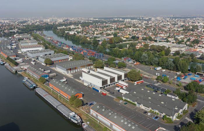 Journées du patrimoine 2020 - Embarquez pour une croisière à la découverte du port de Bonneuil-sur-Marne !