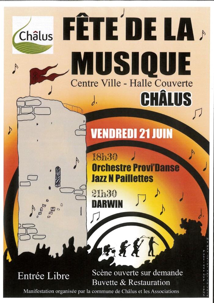 Fête de la musique 2019 - Providanse // Jeunes amateurs // Groupe Darwin
