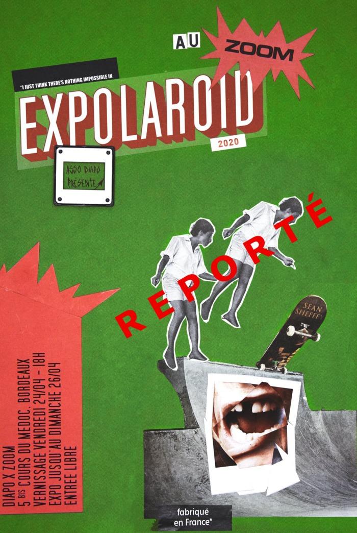 ASSOCIATION DIAPO PRESENTE  EXPOLAROID X ZOOM  (REPORTE)