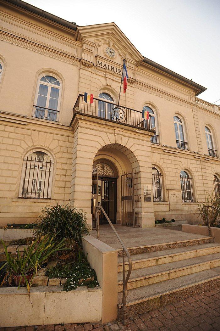 Journées du patrimoine 2019 - Visite de la Mairie