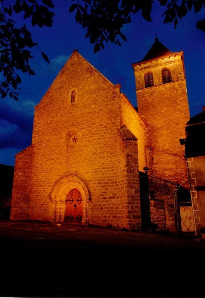Journées du patrimoine 2019 - Visite libre de l'église classée, des XIIIe, XIVe et XVe siècles