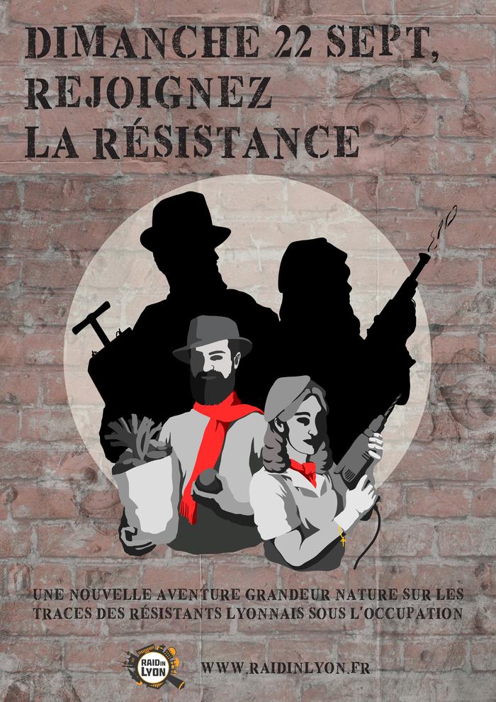 Journées du patrimoine 2019 - Raid in Lyon - 10ème édition