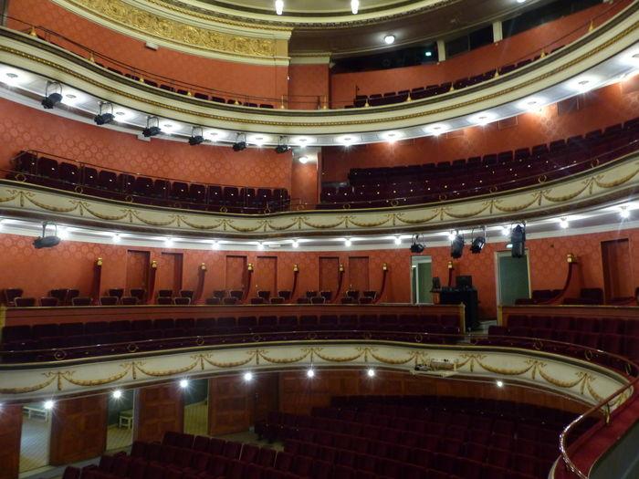 Journées du patrimoine 2019 - Le théâtre de la Sinne