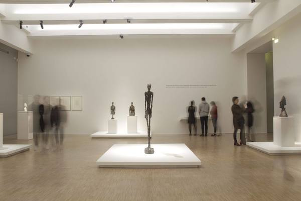 Nuit des musées 2019 -Découverte des sculptures d'Alberto Giacometti à la lampe torche !