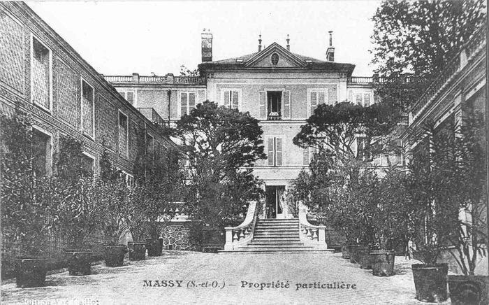 Journées du patrimoine 2020 - Visite guidée : Sur les traces des anciens châteaux de Massy