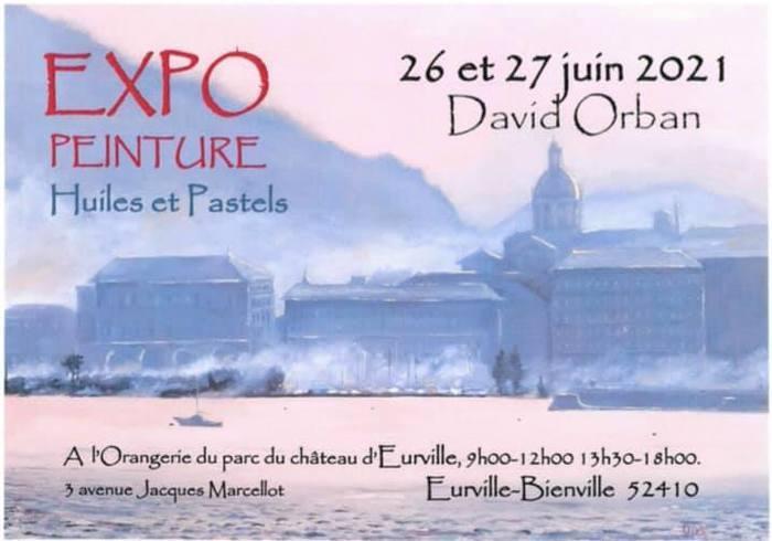 Expo Peinture : Huiles et Pastels