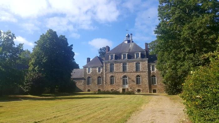 Journées du patrimoine 2020 - Visite du château du Mézo / JEP 2020 - Ploeren