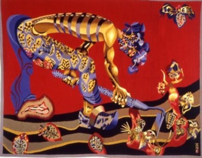 Journées du patrimoine 2020 - Les tapisseries de Michel Tourlière
