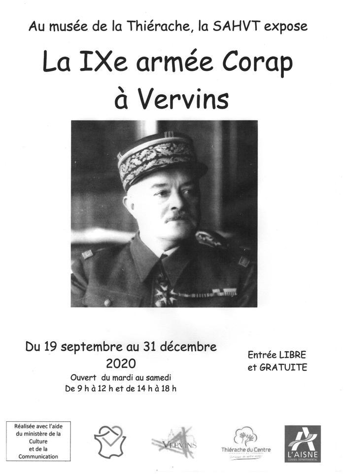Journées du patrimoine 2020 - Exposition au musée de la Thiérache