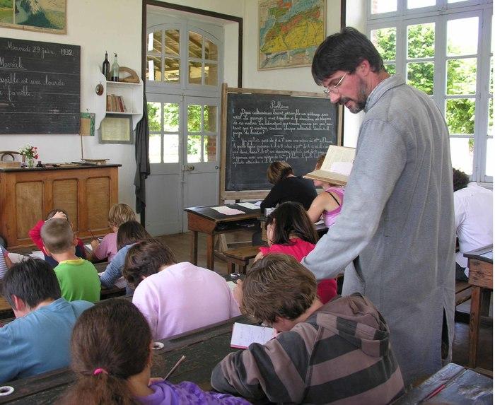 Journées du patrimoine 2020 - Visite libre du musée de l'école de Bothoa