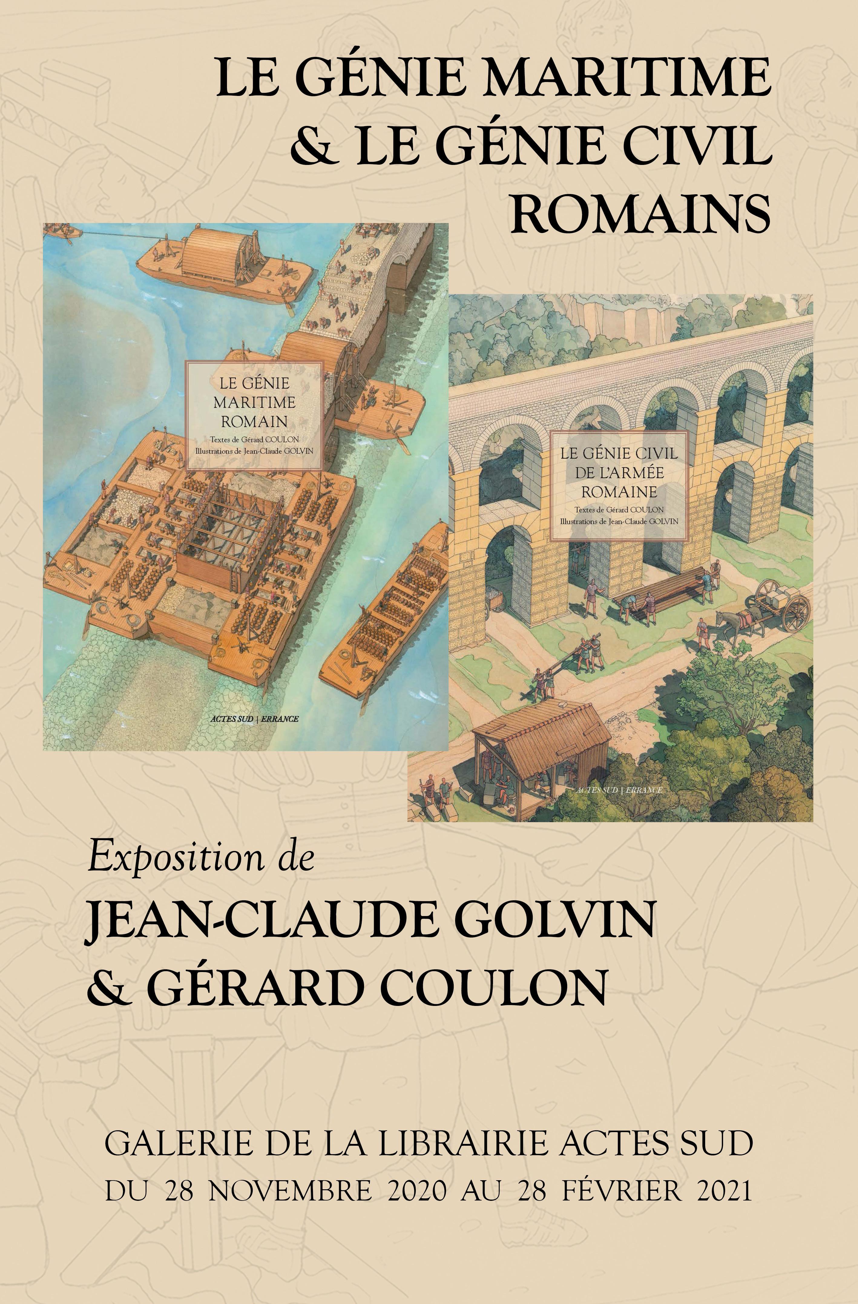 Le génie maritime et le génie civil romains, en dessins et en textes.