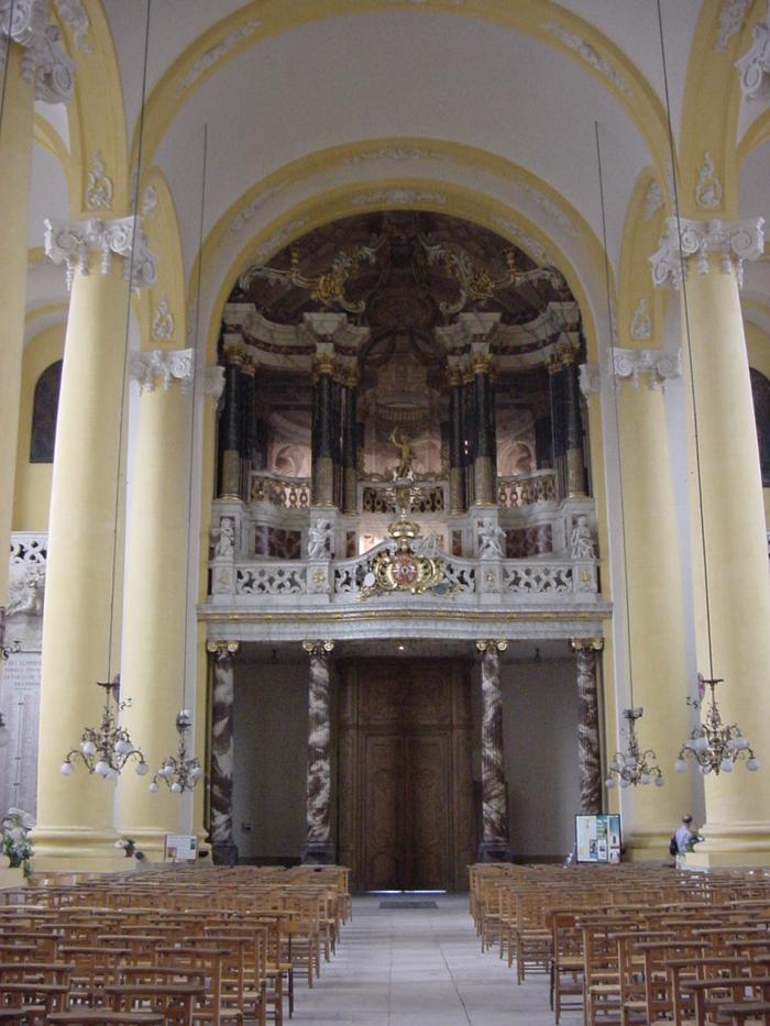 Journées du patrimoine 2019 - Visite de l'église Saint-Jacques