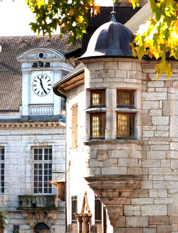 Journées du patrimoine 2019 - À la découverte de Baume-les-Dames