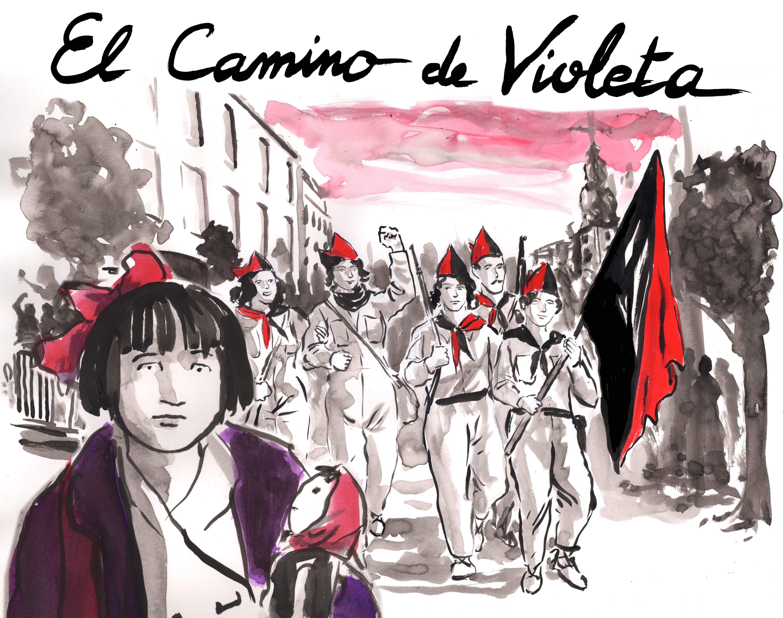 El Camino de Violeta