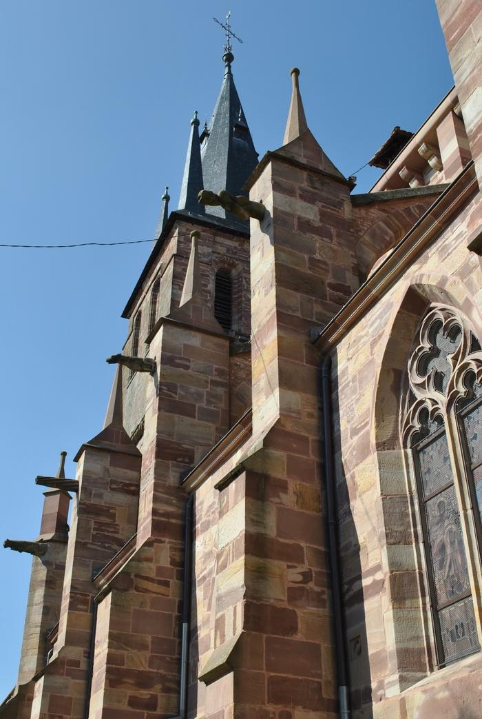 Journées du patrimoine 2020 - Visite guidée de l'église Sainte-Libaire