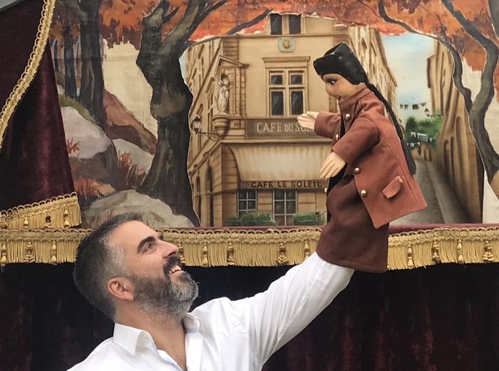 Animation Gratuite Guignol Guérin Intermarché Creysse (24)